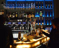 ________ Αρχιτεκτονική εσωτερικών χώρων _______ _______Αναστασία Καραβασίλη Διακοσμήτρια______: ΑΝΑΚΑΙΝΙΣΗ ΚΑΦΕ ΜΠΑΡ: King's - Café Lounge Bar