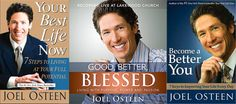 Joel Osteen  I have all of his books. I can highly recommend them. They are filled with rules just positive messages.
