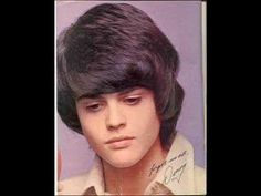 Donny Osmond - Hey, there lonely girl Love this song  www.photopix.co.nz