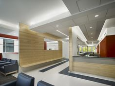 US Army Corps of Engineers - EwingCole Ewing Cole, Ambulatory Care, Community Hospital, Army Corps Of Engineers, Private Sector, Commercial Interiors, Us Army, Minimalism, Engineering