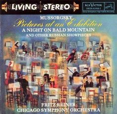 Reiner/Chicago Symphony Orchestra - Mussorgsky:Pictures at an Exhibition