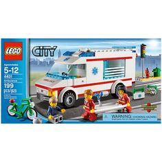 """LEGO City Ambulance (4431) - LEGO - Toys """"R"""" Us"""