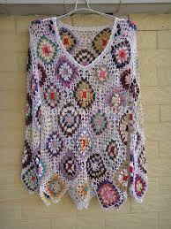 blusastejidas a crochet ile ilgili görsel sonucu