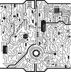 Circuit Tattoo [Sketch] by kmykse84.deviantart.com on @DeviantArt
