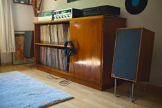 Record Collection #vinyl #audiosystem