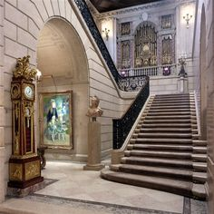 The Frick Collection -wonderful private art collection on the Upper East side of New York