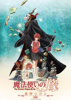 The Ancient Magus Bride (Mahou Tsukai) - O mangá de um feiticeiro com cabeça de cabra e uma humana ganhará anime em Outubro - Guerras Nerdicas Secretas