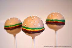 hamburger themed birthday party - Google Search