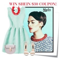 """WIN SHEIN $30 COUPON ! ( Contest with prizes sponsored by shein.com )"" by elenb ❤ liked on Polyvore featuring Post-It and Dsquared2"
