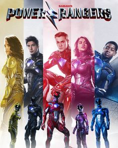 Power Rangers the movie 2017 by StanAddams Power Rangers Turbo, Go Go Power Rangers, Naomi Scott Power Rangers, Power Rangers Movie 2017, Saban's Power Rangers, Power Rangers In Space, Power Rangers Megaforce, Mighty Morphin Power Rangers, Rangers Team