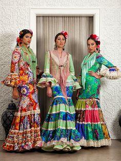 + QUE MODA FLAMENCA | Mamá de mayor quiero ser flamenca | Página 3