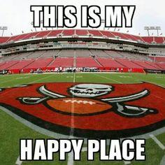 Buccaneers Baby !! Buccaneers Football, Tampa Bay Buccaneers, My Happy Place, American Football, Football Team, Baseball Field, Nfl, Sports, 4 Life