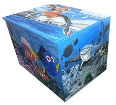 Nemo Toy Box