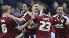Full Time:Preston North End 0-1 Burnley