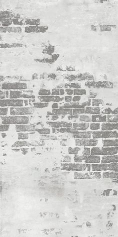 46 White Brick Wall Ideas for Your Room - texturas Phone Backgrounds, Wallpaper Backgrounds, Iphone Wallpaper Grey, Unique Wallpaper, White Wallpaper, Art Grunge, White Brick Walls, Grey Brick, Grey Walls