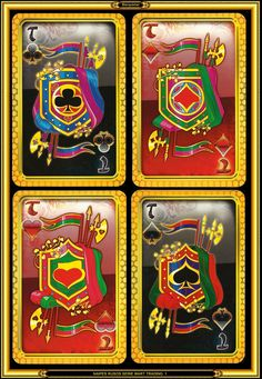 Naipes colección - Playing cards