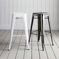 Jasper Metal Cafe Bar Stool (Set of 2)