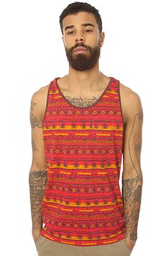 The Ottoman Tank in Red by Obey