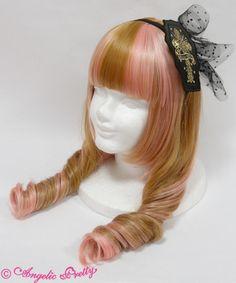 Lolibrary   Angelic Pretty - Hair accessories - Horror Coffin Headband