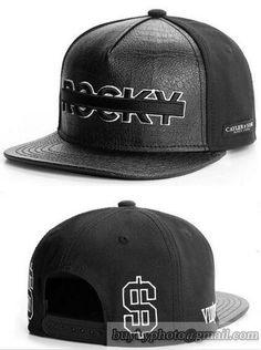b58f6c40b09 Cheap Wholesale Cayler   Sons Snapback Hats Caps Black Leather for slae at  US 8.90  snapbackhats  snapbacks  hiphop  popular  hiphocap  sportscaps ...