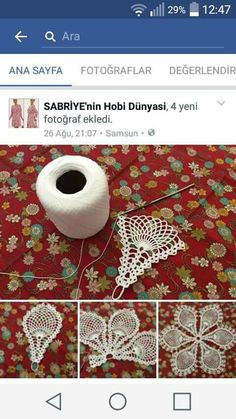 Lace veil samples - Home Decor Crochet Blocks, Crochet Doily Patterns, Crochet Borders, Crochet Motif, Crochet Doilies, Etsy Christmas, Crochet Tablecloth, Lace Doilies, Irish Lace