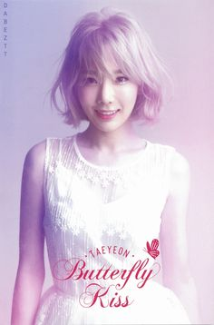 Taeyeon - Butterfly Kiss