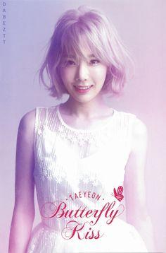 Taeyeon - Butterfly Kiss