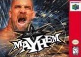 New WCW Mayhem - N64 Factory Sealed Game