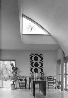 Venturi, Rauch & Scott Brown - Vanna Venturi House, Chestnut Hill 1964