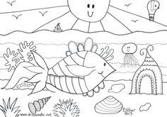 """Een nieuwe kleurplaat in de serie """"De Droomvallei ontmoet Hundertwasser"""". De afbeelding is binnenkort beschikbaar als kaart bij kaartje2go:  http://www.kaartje2go.nl/kaartenwinkel/De+Droomvallei/profiel?sk_id=289"""