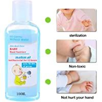 Flyalone 100ml Instant Hand Sanitizer Gel For Kids 3 5 Ounce