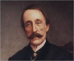 Henry Bergh ~ founder of the ASPCA.