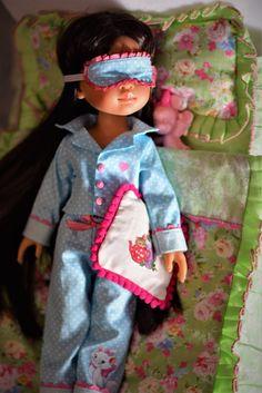 Пижамка для маленькой леди! В нежных цветах и горошек!