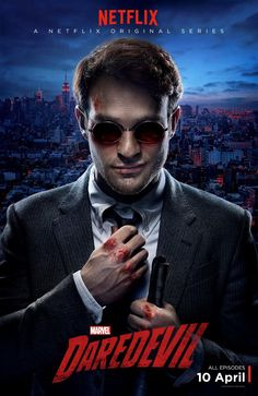 Review Of Daredevil Season One http://wesleythomashorror.blogspot.com/2015/06/daredevil-season-one-review.html
