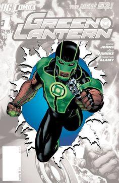 New 52 - Green Lantern 0