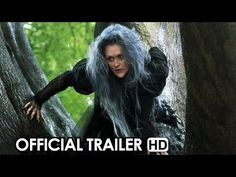 Into The Woods Official Trailer (2014) -  Johnny Depp, Meryl Streep Movi...