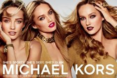 Beauty news: Michael Kors make-up is coming!