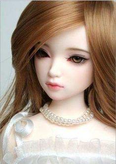 Latest Cute Doll Facebook DP Profile Picture