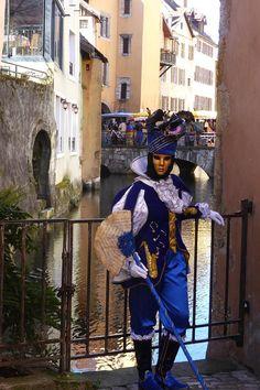 Le Carnaval vénitien D'annecy, édition 2016