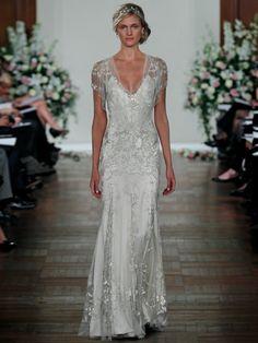 Jenny Packham 2013 Bridal Spring Collection