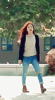 Cheese in the Trap's styling is seriously so good