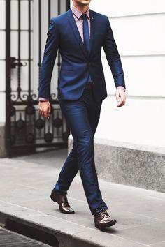 D´Sabrera Ternos De Moda Slim Fit Peru. Traje Formal HombreTraje ... 360f9d4f230