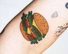 40 Best Tattoos Of Food