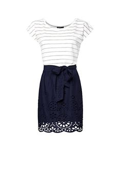 MANGO - CLOTHING - Embroidery dress fashion