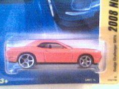 Mattel Hot Wheels 2008 New Models 1:64 Scale Burnt Orange Dodge Challenger SRT8 Die Cast Car #016 by Mattel. $14.99. Mattel Hot Wheels 2008 New Models 1:64 Scale Burnt Orange Dodge Challenger SRT8 Die Cast Car #016