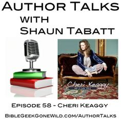 In this episode of the Author Talks with Shaun Tabatt Podcast I remove my author interview hat for a bit to bring you another Christian music-focused episode. Earlier this summer I had the pleasure of sitting down with Cheri Keaggy to talk about her album titled So I Can Tell.