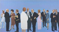 Howard Kanovitz - The Opening 1967