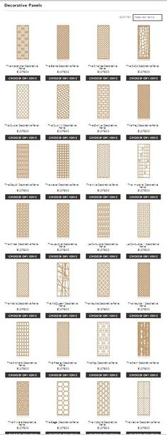 Mid-century style doors and decorative panels from The Millwork Market - Retro Renovation Mid Century Modern Door, Mid Century House, Mid Century Modern Design, Mid Century Style, Modern Landscape Design, Modern Landscaping, Modern Interior Design, Landscaping Design, Modern Wall Paneling