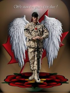 We stand on guard for thee! History Icon, Nasa History, Women In History, I Am Canadian, Canadian History, Army Mom Quotes, Remembrance Day Art, Canadian Soldiers, New Warriors