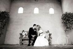 Love this couple! Arizona Wedding, Phoenix Bride & Groom Magazine, Sedona Bride Photographers #wedding #black and white
